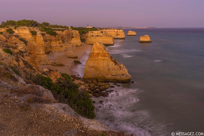 Unique Portugal Algarve Coastline Photography 4 Messagez com