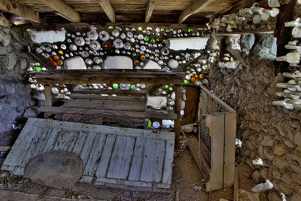 Bottle House Ruins