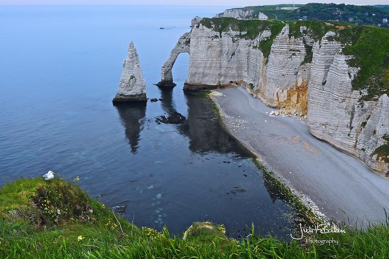 Etretat, Normandie, France