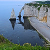 Etretat, Normandie, France