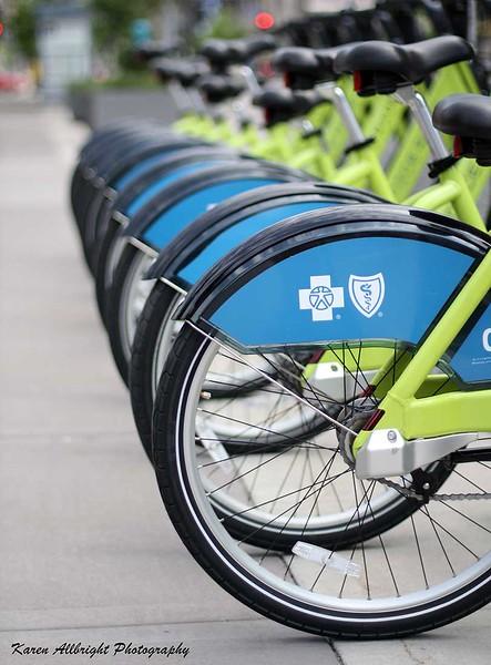 Bike Sharing Program, Minneapolis, Minnesota