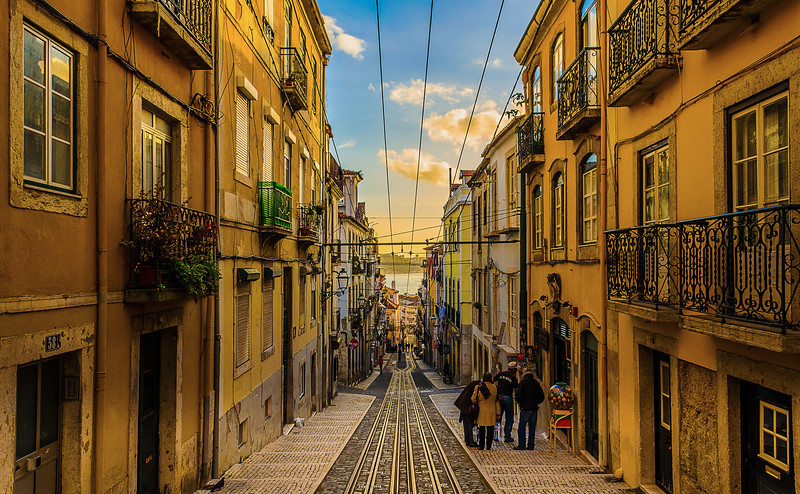 Best of Lisbon Trams Photography 25 By Messagez com