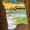 Best of Algarve Beaches Photography Praia do Carvalho 2 By Messagez com