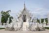 Wat Rong Khun (White Temple), Chiang Rai, Thailand