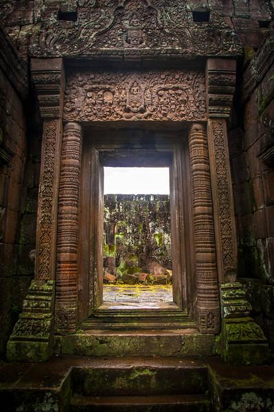 Vat Phu world heritage site | Champasak Province | Laos