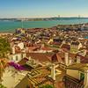 Original Portugal Lisbon Castle Photography 5 By Messagez com