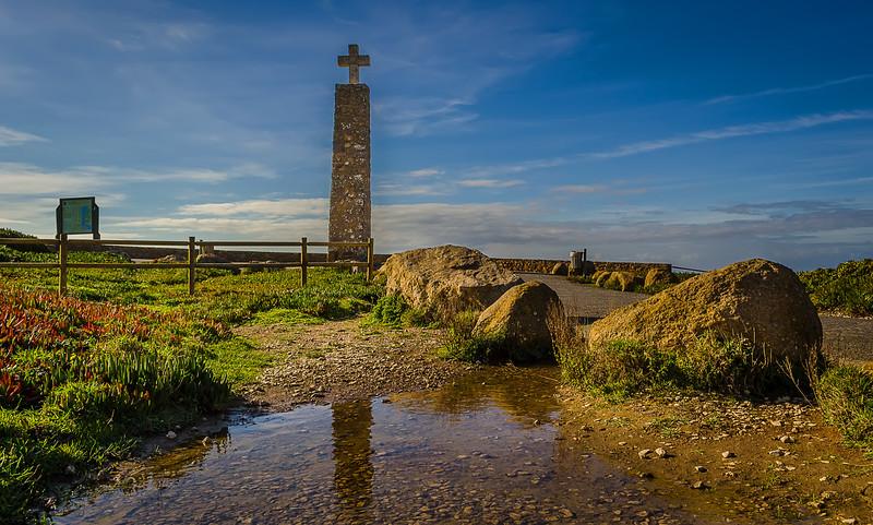 Original Portugal Roca Cape Reflection Photography By Messagez com