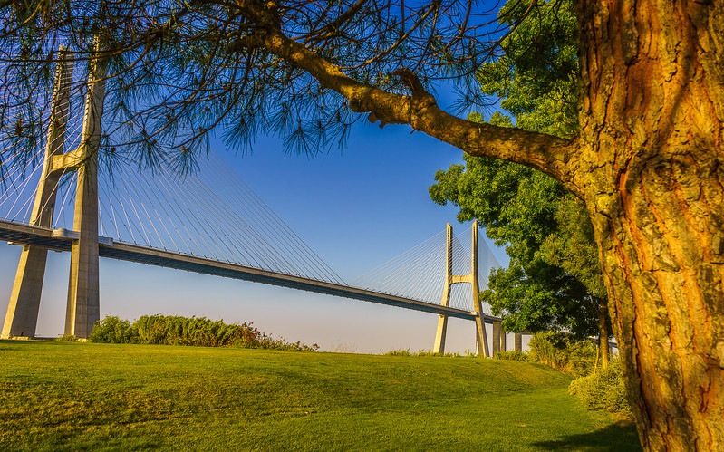 Original Lisbon Portugal Bridge Art Photography 37 By Messagez com