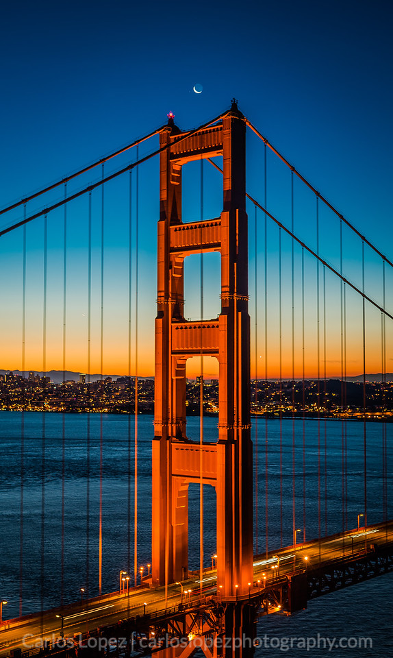 Golden Gate Dawn