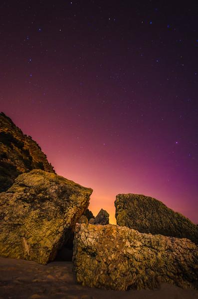 Portugal Coast Arrabida Night Sky Photography 8 By Messagez com