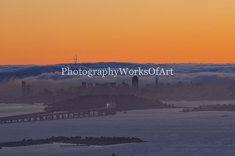 San Francisco Fog Bank