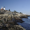 Pemaquid Lighthouse Rock