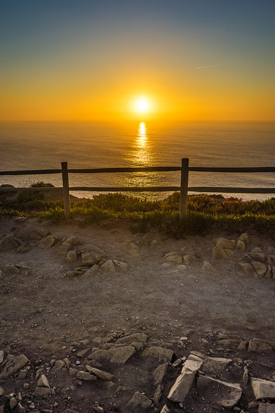 Portugal Atlantic Ocean Sunset Viewpoint Photography 14 By Messagez com