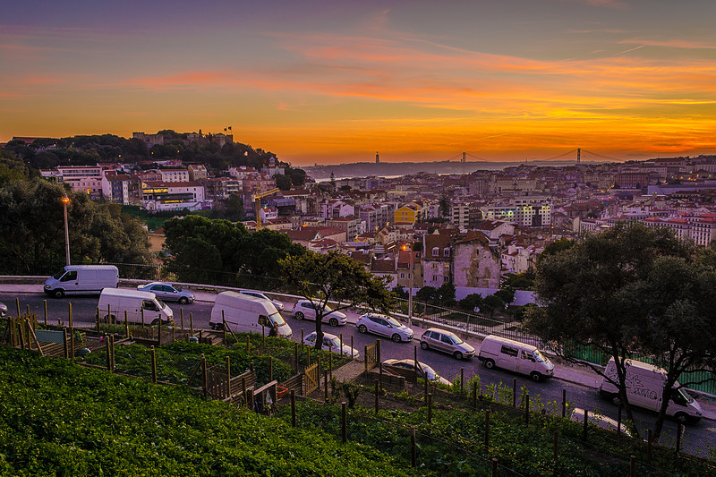 Best of Lisbon Viewpoints Photography 9 By Messagez com