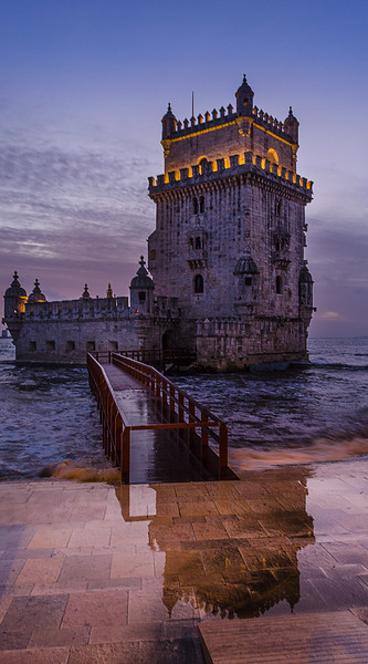 Best of Portugal Lisbon Tower Photography 10 By Messagez com