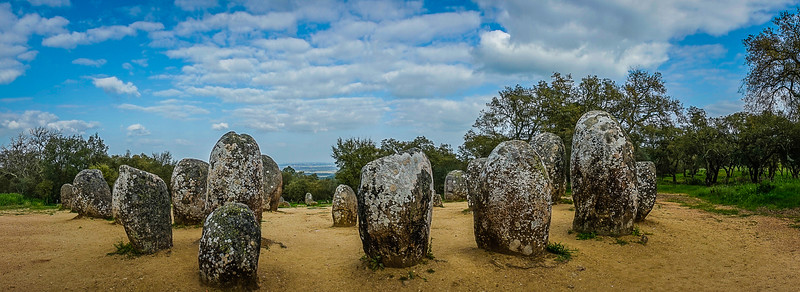 Portugal Cromlech of the Almendres Megalithic Magic Photography 37 By Messagez com