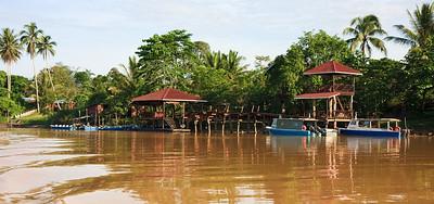 River Lodge, Kinabatanga River, Borneo