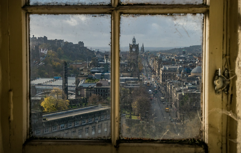 Princes St Window