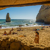 Best of Algarve Beaches Photography Praia do Carvalho 5 By Messagez com