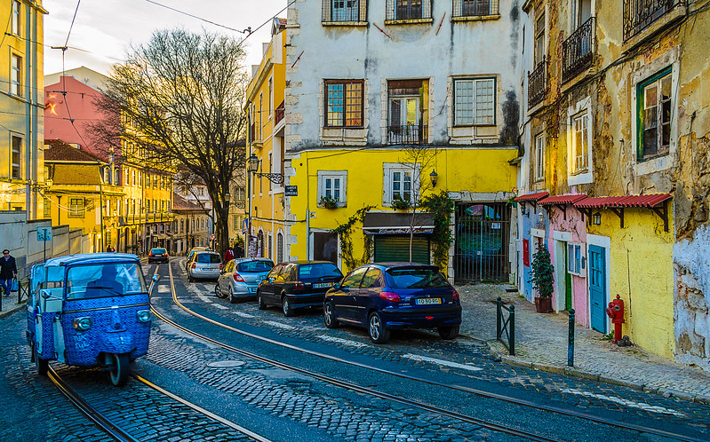 Original Portugal Lisbon Photography 34 By Messagez com