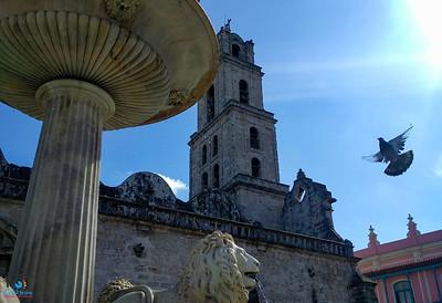 Basílica Menor de San Francisco de Asís, Havana, Cuba