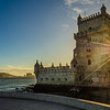Original Portugal Lisbon Tower sunshine Art Photography 4 by Messagez com