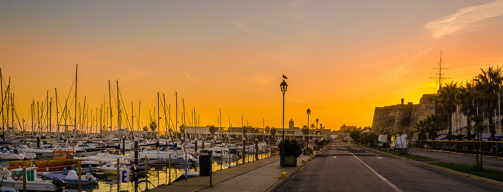 Original Portugal Cascais Marina Sunset Photography 3 By Messagez com