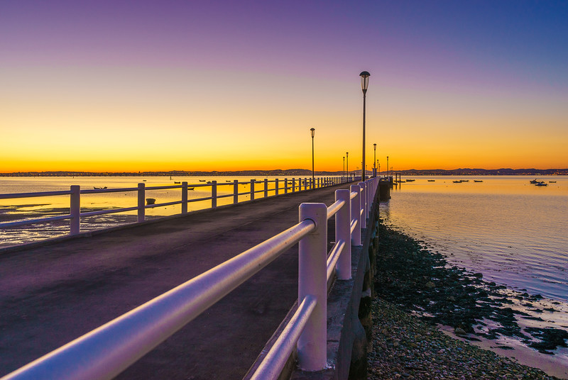 Portugal Alcochete Sunset Pier Photography 14 By Messagez com