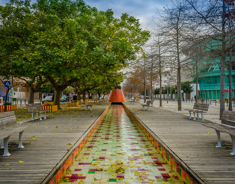 Lisbon Water Volcano Photography 2 By Messagez.com