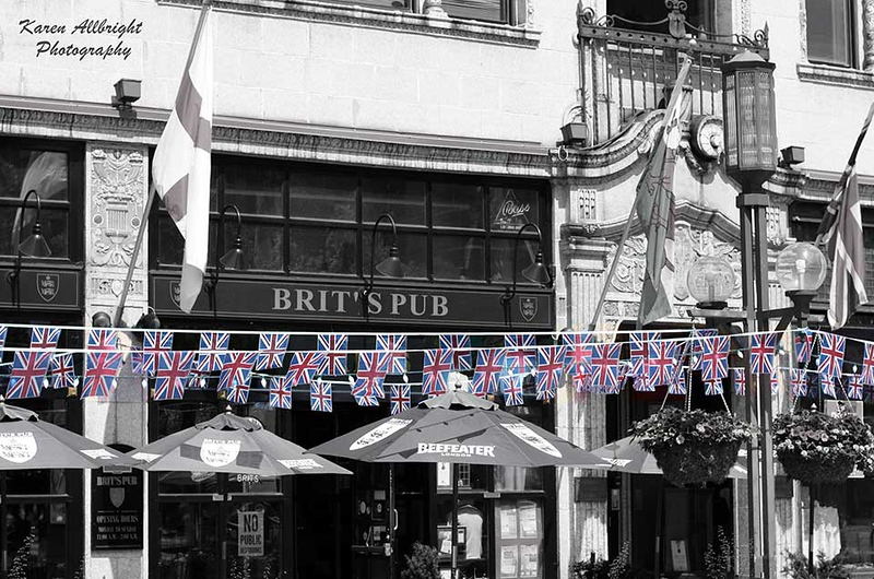 Brit's Pub, Minneapolis, Minnesota