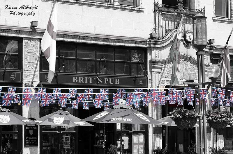 Brit's Pub, Minneapolis, Minnesota