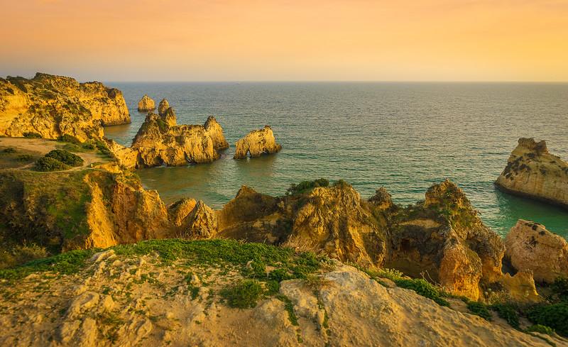 Best of Algarve Beaches Photography Alvor 9 By Messagez com