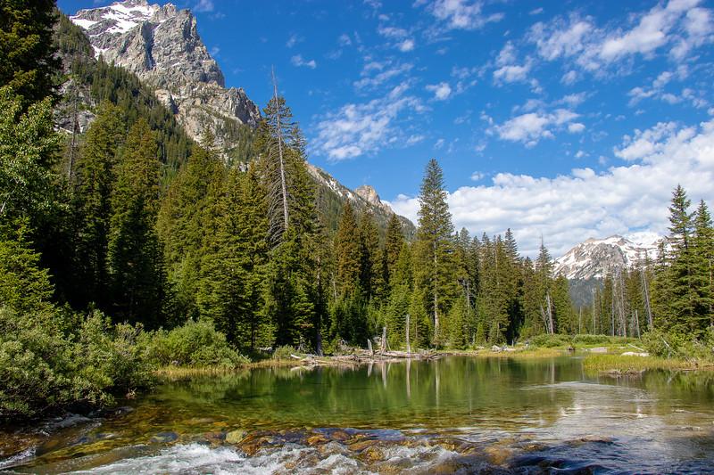 Cascade Canyon, Grand Teton National Park