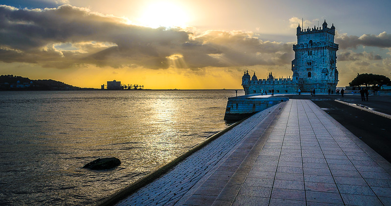Best of Portugal Lisbon Tower Photography 16 By Messagez com