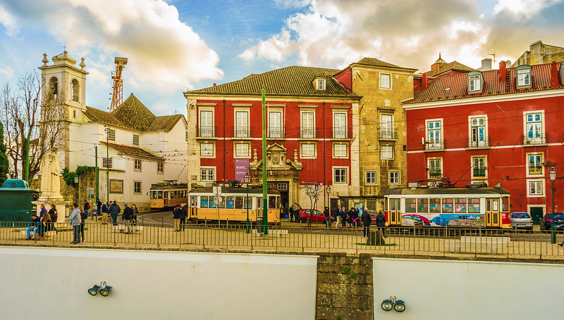 Best of Lisbon Trams Photography 43 By Messagez com