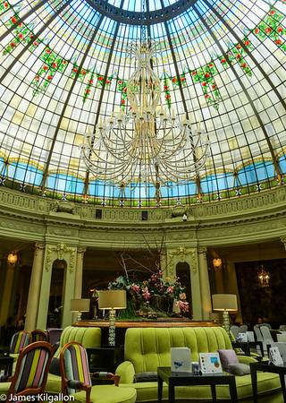 Madrid.  Westin Palace Hotel
