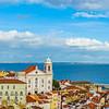 Original Panoramic Lisbon  Art Photography 2 By Messagez com
