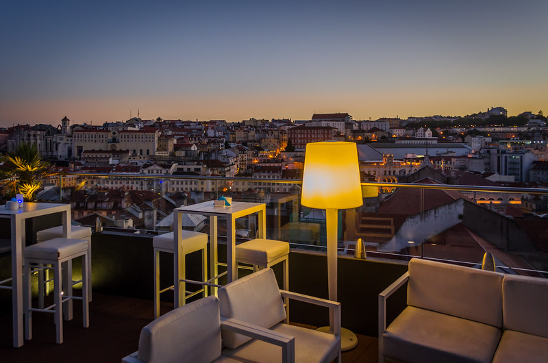 Lisbon Hotel Viewpoint Image