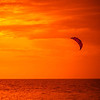 Kite Riding - Sunset Beach, Clearwater
