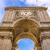 Lisbon Arco da Rua Augusta Photography By Messagez com
