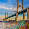 Original Lisbon Skate Park Photography By Messagez com