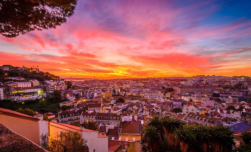 Best of Lisbon Sunset Photography 4 By Messagez com
