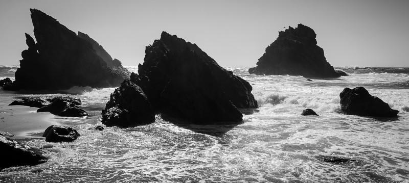 Adraga Beach Rock Sculptures Photography By Messagez com