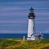 Yaquina Head Lighthouse near Newport, Oregon