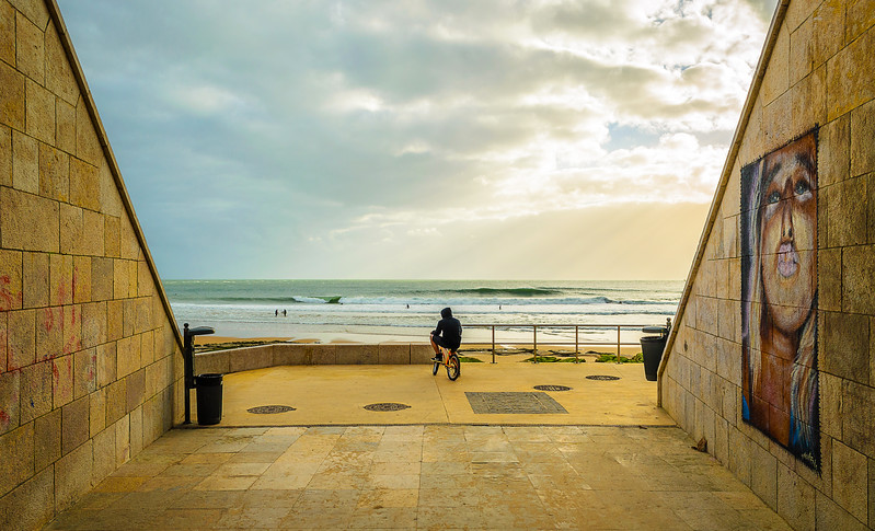 Admiring The Atlantic Ocean Photography By Messagez com