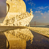 Portugal Lisbon Monument to the Discoveries Reflection Photography 8 By Messagez com