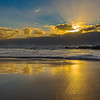 Portugal Beach at Sunset Fine Art Photography by Messagez com
