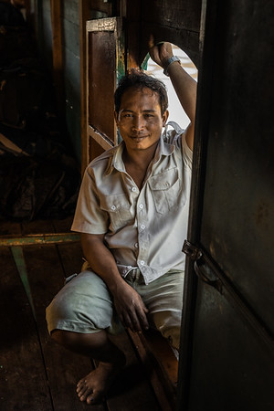 Mekong Boatman
