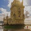 Original Lisbon tower sunshine Art Photography 2 by Messagez com