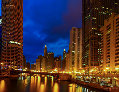 Canyons of Chicago